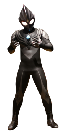 Ultraman Tiga Tiga Dark Render 3
