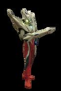 Ultraman Zero Ultimate Zero Render 1