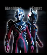 Mephisto and Faust