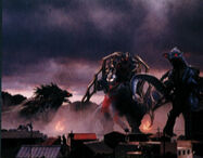 Gaia vs King of Mons Baijris & Scylla