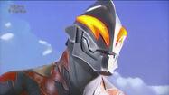Belial shocked looking Zero's new form