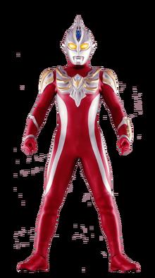 Ultraman Max data