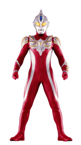 Ultraman Max data