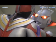 Orb and Imit Ultraman