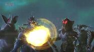 Zero Darkness(Belial)'s color time began to have seizures