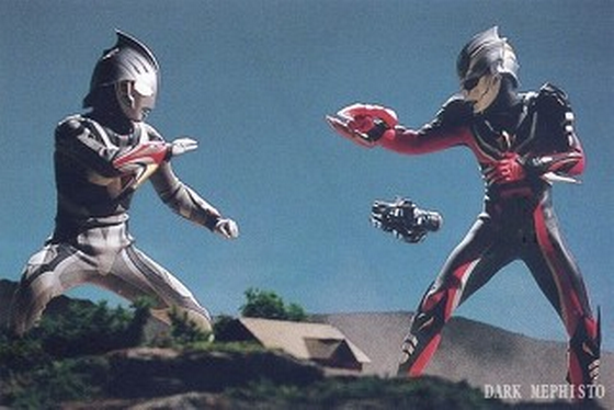 Ultraman Zero New Form Image - Ultrmn Nxs vs ...
