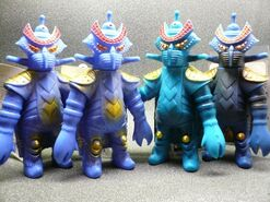 Alien Temperor toys