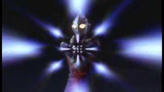Ultraman Tiga vs