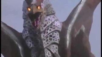 Ultraman Tiga vs Golza & Melba