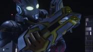 Ultraman X Blaster Cannon