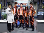 UPG From Ultraman Ginga S