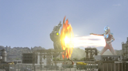 Ultraman Ginga Strium Cosmo Miracle Ray