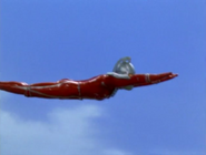 Robot Ultraseven Flight