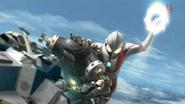 Ultraman v King Joe Black
