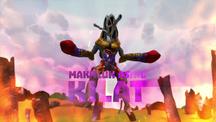 Kilat's Arrival
