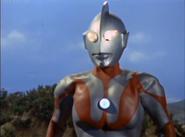 Ultraman in ep 33