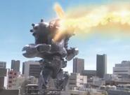Imperializer Three-Twin Gatling Gun