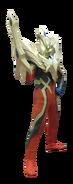 Ultraman Zero Ultimate Zero render 3