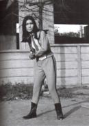 Akiko Fuji B&W II