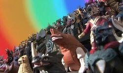 Kaiju Spark Dolls