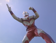 Ultraman Tiga revive