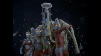 The Mothman of Planet X! Ultraman Taro vs Mururoa-0