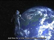 Hikari Leaving Earth