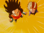 180px-17 and 18 Attack Gohan and Trunks