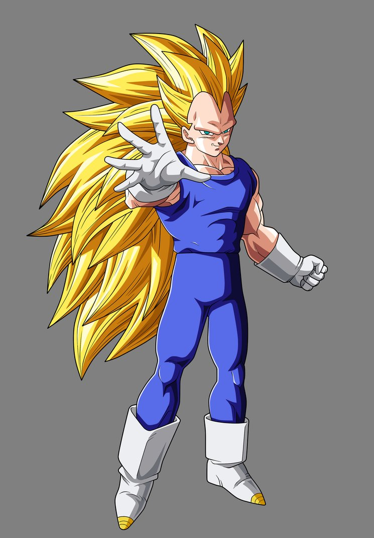 ... Saiyan 3 Vegeta.JPG | Ultra Dragon Ball Wiki | Fandom powered by Wikia