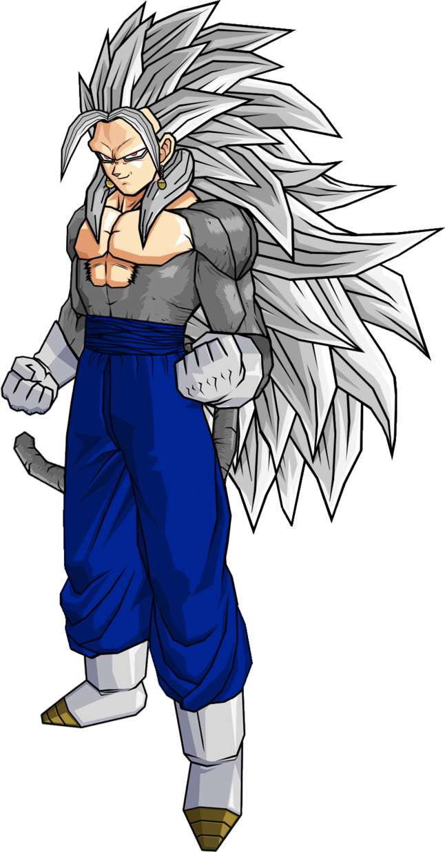 Vegito (Chix777's Version) | Ultra Dragon Ball Wiki ...