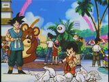 Goku and Pan