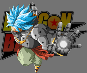 Iron broly by jp7 by jeanpaul007-d32awck