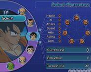 Characters Budokai 3