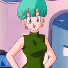 (Goku's new wife)