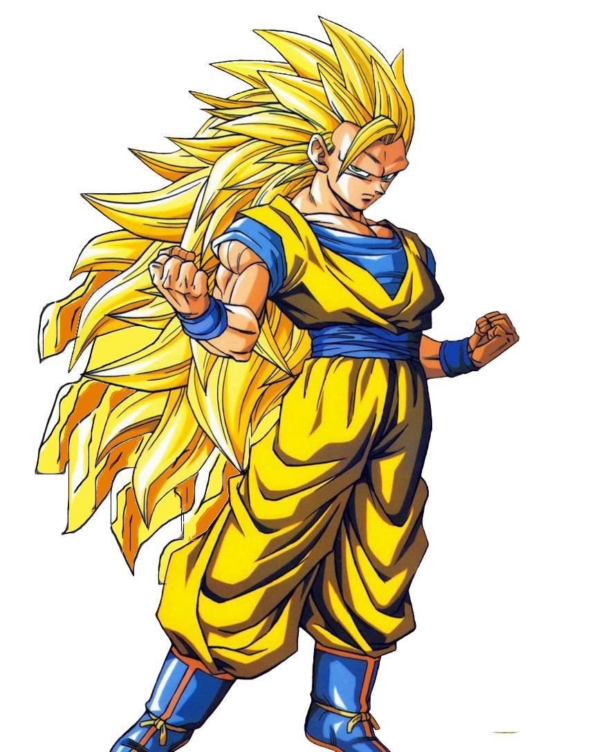 Super saiyan 4 genkidamaxl 39 s version ultra dragon ball - Goku super sayan 5 ...