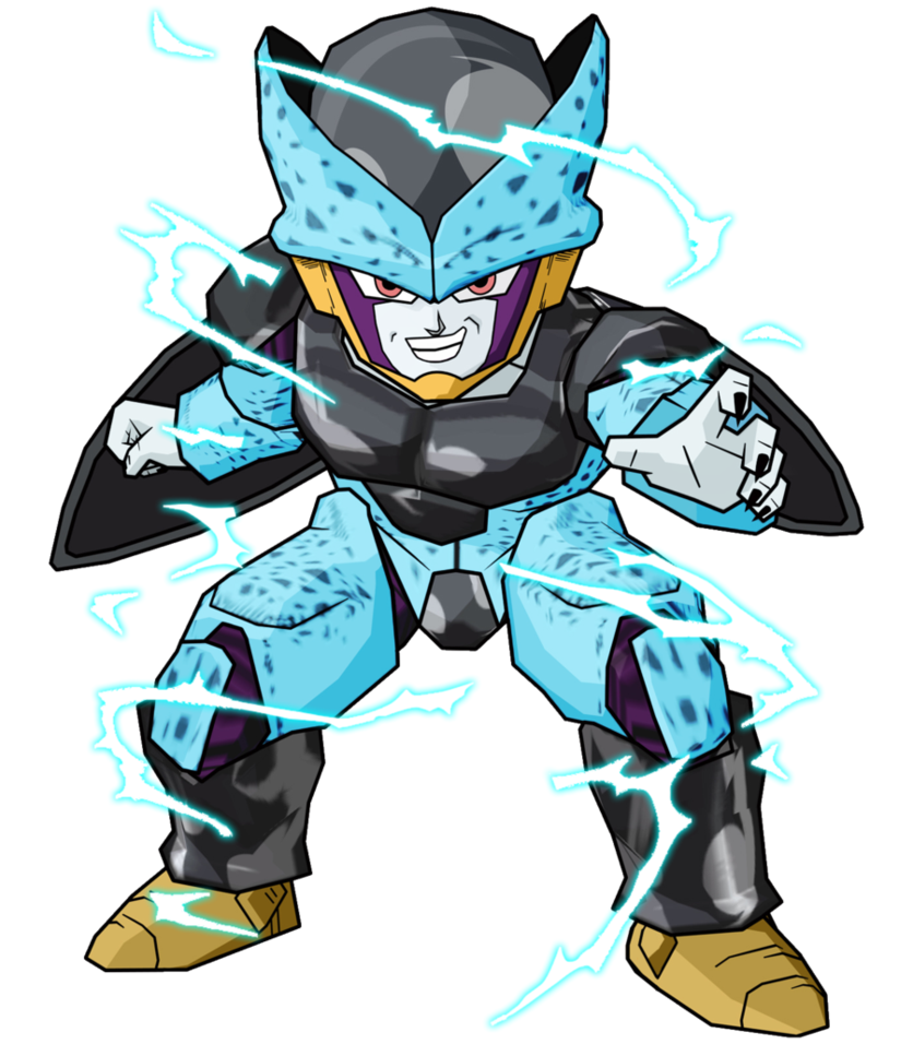 Super perfect cell jr ultra dragon ball wiki fandom powered by wikia - Super cell dbz ...