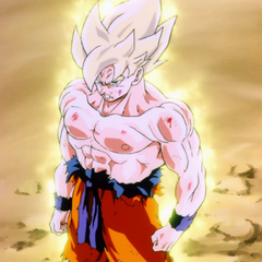 Your such a wuss sometimes Gohan