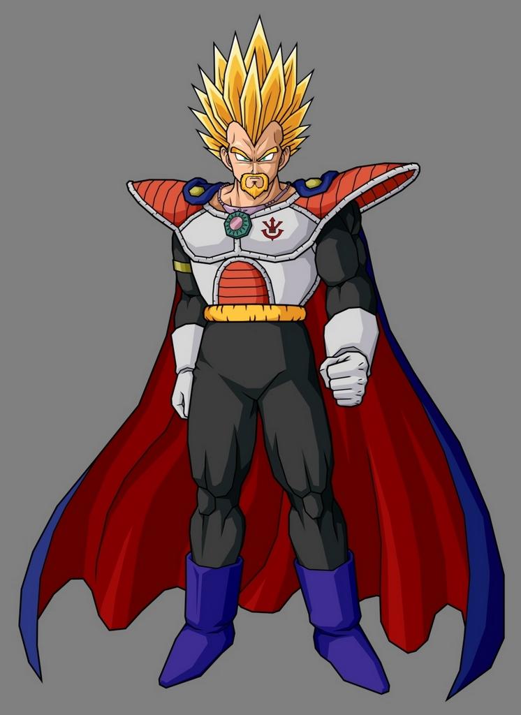 King Vegeta Super Saiyan 5 Image - Super Saiyan K...