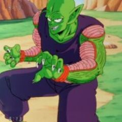 But Goku said 'I-C-E' isn't that Vanilla Ice