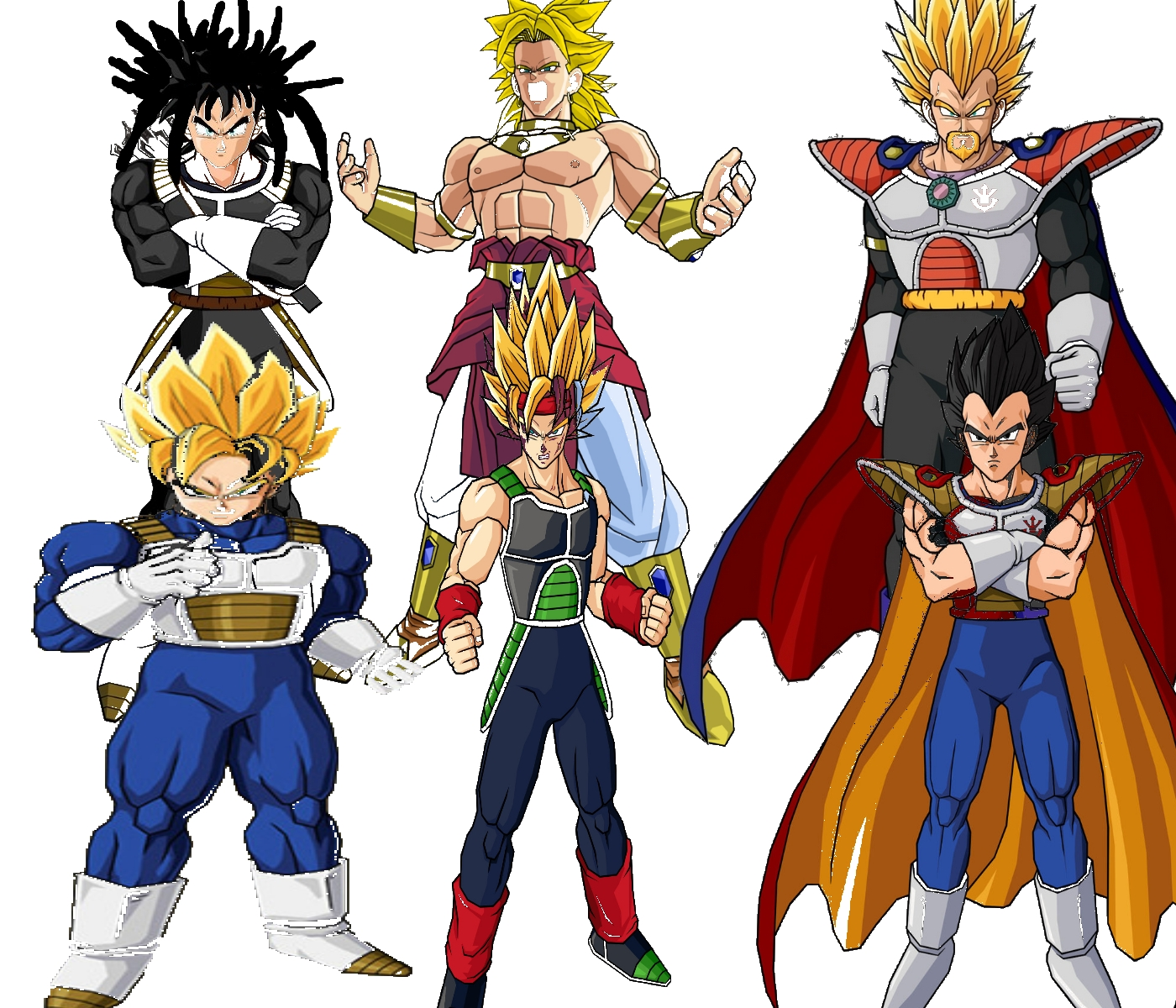 King Vegeta Super Saiyan 5 vegeta ssj  The Saiyan