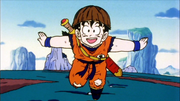 Gohan as a Child
