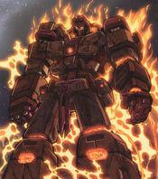 Robot-god