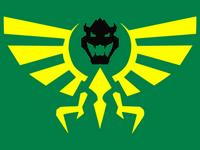 North Hyrule Flag
