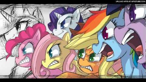 My Little Pony Chiptune Version