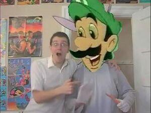 Mama f*cking Luigi