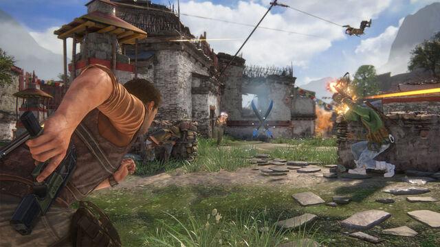 File:Uncharted Bounty Hunters DLC screenshot -2.jpg