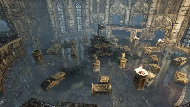 File:The Flooded Ruins Main Room Multiplayer.JPG