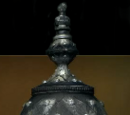 Silver Cup and Cover
