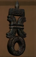 Carved Wooden Ghurra