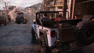 Drake's Jeep 1